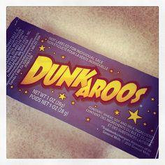 Dunkaroos still awesome