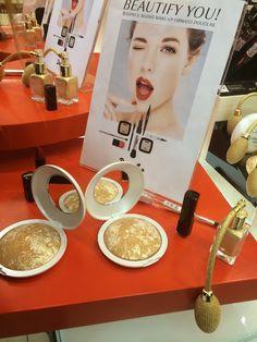 A dream called fashion : BEAUTIFY YOU: la nuova linea di make-up by Douglas
