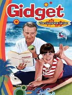 "Sally Field brought ""Gidget"" to the small screen."