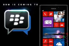 After Android and iOS, BlackBerry Messenger for windows phone | Techno Trigger
