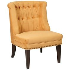 I pinned this Ventana Chair in Butternut from the Avenue Six event at Joss and Main!