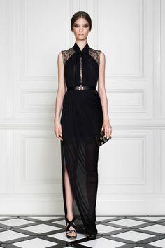 Азиатский стиль в одежде. Этот стиль придает образу строгость, холодность и таинственную элегантность.