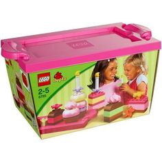 LEGO DUPLO Creative Cakes  6785 -- You can get more details by clicking on the image.