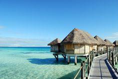 Bora Bora Taha'a Moorea Tikehau Tahiti Thailande Maldives Ile Maurice Guadeloupe Martinique ...