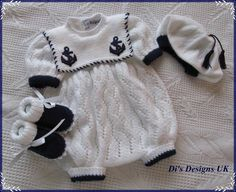 LETO  g Baby Boy Knitting Patterns, Knitting For Kids, Baby Patterns, Baby Pullover, Knit Basket, Romper Suit, Crochet Baby Clothes, Crochet For Boys, Baby Sweaters