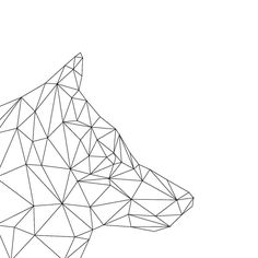Just another quick one. Wolf polygonal design #photography #illustration #design #macbook #type #logo #geometric #art #53sketch #graphicroozane #artmagazine #logoplace #pirategraphic #dribbble #lovedesign #designlife #illustrate #visforvector #polygonal #designarf #graphicdesignblog #graphicdesignblg #iconaday #graphicgang #thedesigntip #LowPolyLook #wolf #wolves #wolfpack by ryanbrowndesign