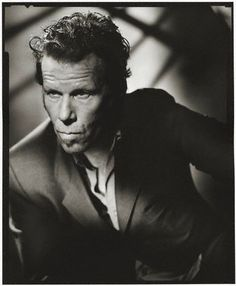 Tom Waits by Mark Seliger