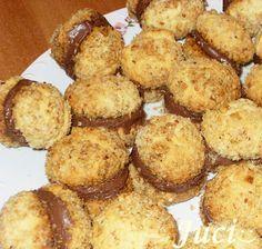 Könnyű a főzés, ha van miből!: Diós-csokis gurigák