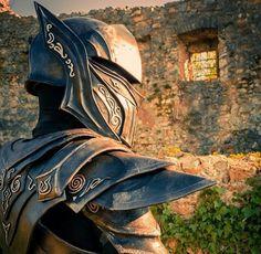Imagem de amazing, dovahkiin, and armor