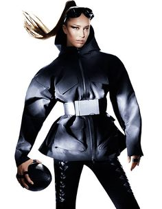Alexander Wang's H&M Campaign Gets Athletic