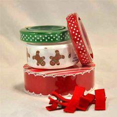 Hair-Bow Kit Gingerbread