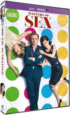 Masters of Sex - Intégrale saison 3 [DVD + Copie digitale]: DVD & Blu-ray…
