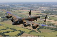 Why do our leaders refuse to celebrate Lancaster bomber that beat the Nazi's