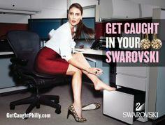 Swarovski: Get caught in your Swarovski, 4 http://adsoftheworld.com/media/print/swarovski_get_caught_in_your_swarovski_4