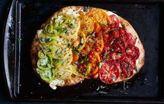 Bon Appétit asked three bloggers to make their version of a summery grilled pizza. Here's what they came up with—and how to make all three yourself.
