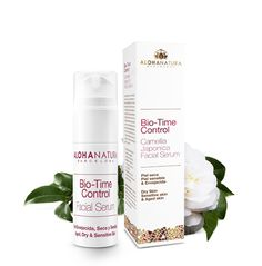 Bio-Time Control, sérum antiedad, combate los signos de la edad, antiarrugas, da firmeza y tonifica la piel del rostro. Ideal para usar de noche.