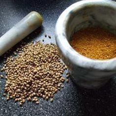 aninesmacadamnews: Polvo de curry casero