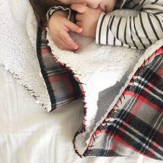 minky blanket, cuddle blanket, plaid blanket, flannel blanket, sherpa cuddle, baby blanket, winter baby, plaid baby, baby throw, crib blanket, baby bedding, stroller blanket, car blanket, winter baby blanket, nursery inspo, newborn baby photoWeeVintageBaby
