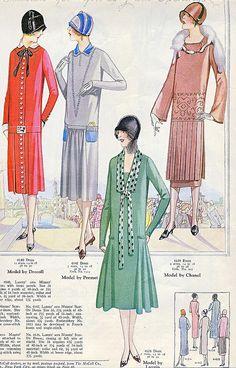 1925 fashion #1920s