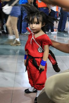 Goku- I died! This is too cute. Cuteness overload!!!!!!!!!