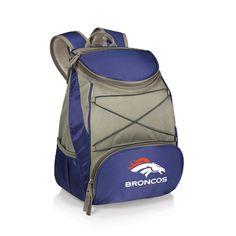 Denver Broncos PTX Backpack Cooler Tote