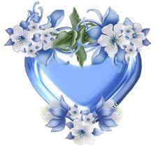 blue hearts | Blue Heart Clip Art ClipArt Best