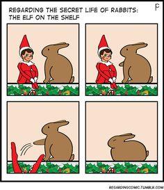 Stinkin' Elf.