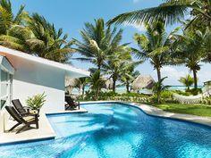 4 Romantic Destination Wedding Getaways - El Dorado Seaside Suites in Mexico! #romance #travel #destinationwedding