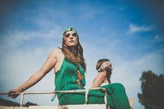 ... Karachi ...  Si no sabes de lo que hablamos, echa un vistazo a la foto. Se trata de una mezcla de #colores sienas y verdes dejando #estilo y moda en tu outfit.   Una confección en tela elástica en punto de viscosa, nos aporta comodidad a un #diseño a la última.   Antes 29,90€, ahora 17,90€  Entra en nuestra web, http://grettandhipp.com/ y vive la moda.  Feliz miércoles  Equipo Grett & Hipp  #Grettandhipp #Cintas #CintasGrett #Complementos #Diademas #Fiesta…