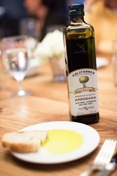 Arbosana EVOO- Photo Courtesy of Lickmyspoon.com #oliveoil