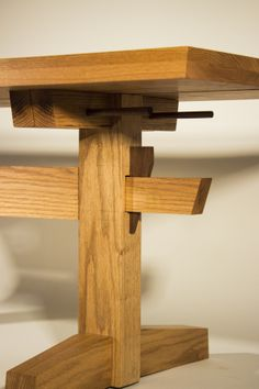 Table by Jake Weiss, via Behance
