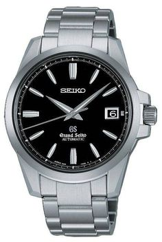 Grand Seiko Watch Mechanical #bracelet-strap-steel #brand-grand-seiko #case-depth-13-5mm #case-material-steel #case-width-39-4mm #clasp-type-deployment #date-yes #delivery-timescale-call-us #dial-colour-black #gender-mens #luxury #movement-automatic #official-stockist-for-grand-seiko-watches #packaging-grand-seiko-watch-packaging #subcat-seiko-mechanical #supplier-model-no-sbgr057j #warranty-grand-seiko-official-2-year-guarantee #water-resistant-100m