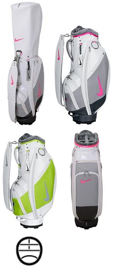 Nike Golf Japan 2015 Spring & Summer Premium Caddie Cart Bag 2 JV - Lady Golf Japan