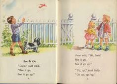 Dick and Jane books