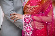 Sharmini's Sari was beautiful!! Photography: heidi-o-photo - www.heidiophoto.com