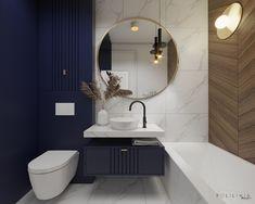 Houzz Bathroom, Downstairs Bathroom, Small Bathroom, Bathroom Tile Designs, Bathroom Design Luxury, Spanish Style Bathrooms, Ideas Baños, Bathroom Design Inspiration, Transitional House