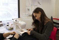 Fashion Design Portfolio, New York Art, Studio, Studios