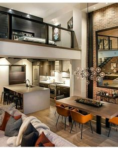 37 An Elegant Studio Apartment Ideas With Pictures Studio - Interior-design-apartment