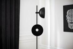 The iconic Studio Lamp series, designed by Laura Bilde, and the Globe Light series, designed by Emil Thorup, are part of the permanent lighting. Globe Lights, Wall Lights, Photo Lamp, Studio Lamp, Danish Design, Interior Lighting, Floor Lamp, Furniture Design, Bulb