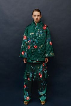 Alena Akhmadullina Autumn/Winter 2017 Pre-Fall Collection | British Vogue