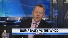 """""""The media proved [President Donald J. Trump] right by consoling themselves in a hotel ballroom.""""  On """"The Five,"""" Greg Gutfeld reacted to comedian Hasan Minhaj's speech at The White House Correspondents' Dinner, saying """"as Hasan defends freedom of speech against Trump, someone should tell him it's not Trump canceling campus speeches or local parades, it's the regressive left."""" http://fxn.ws/2pu07GA"""