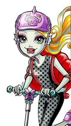 Lagoona Blue. Surf To Turf Scooter
