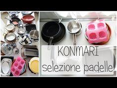 Selezione pentole e padelle - Marie Kondo - YouTube
