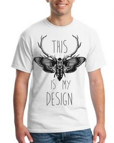 Plus size this is my design Hannibal t shirt short sleeve for men-