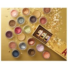 bareMinerals A Vision In Velvet Eyeshadow Collection   Make-Up   BeautyBay.com  Want this for Christmas!