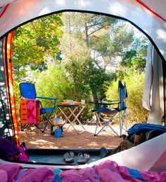 Zona de acampada | Ventas en Westwing
