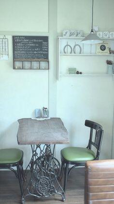 Reutilizando antigos pés de máquinas de costura – Ideias Diferentes