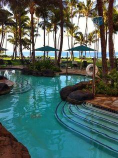 Marriott's Maui Ocean Amazing World beautiful amazing