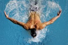 Michael Phelps - USA  Butterfly - most beautiful way to swim