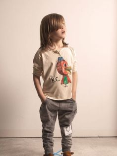 A Day in L.A. - Bobo Choses AW14/15 Collection
